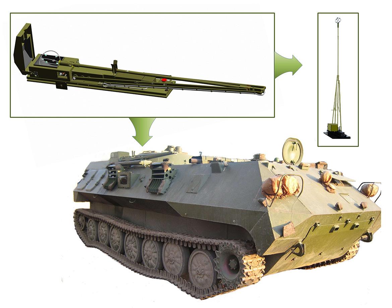 Модификация БМК-01